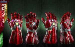 Hot Toys Avengers Endgame Life Size Replica Nano Gauntlet