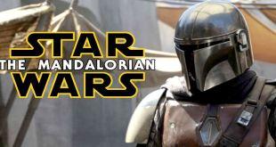 Disney Plus Star Wars The Mandalorian - LA PRESS CONFERENCE - epicheroes Selects