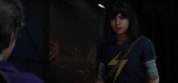 Avengers Ms Marvel Kamala Khan