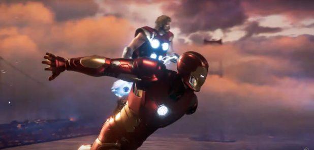 Avengers Ms Marvel Story Trailer Iron Man Thor
