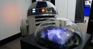 Star Wars Hologram Tech is here Now !! Epic Cool Things !! Voxon Photonics