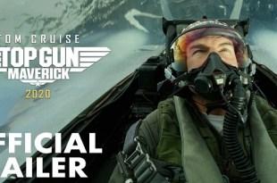 Top Gun 2 Maverick Feature - 2020 Trailer W/ Tom Cruise & Jennifer Connelly