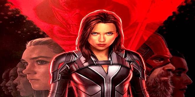 Marvel Studios Black Widow Trailer Scarlett Johansson - Disney Pictures