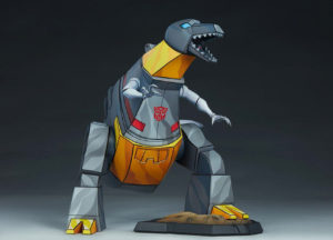 Transformers Classic Statues Grimlock