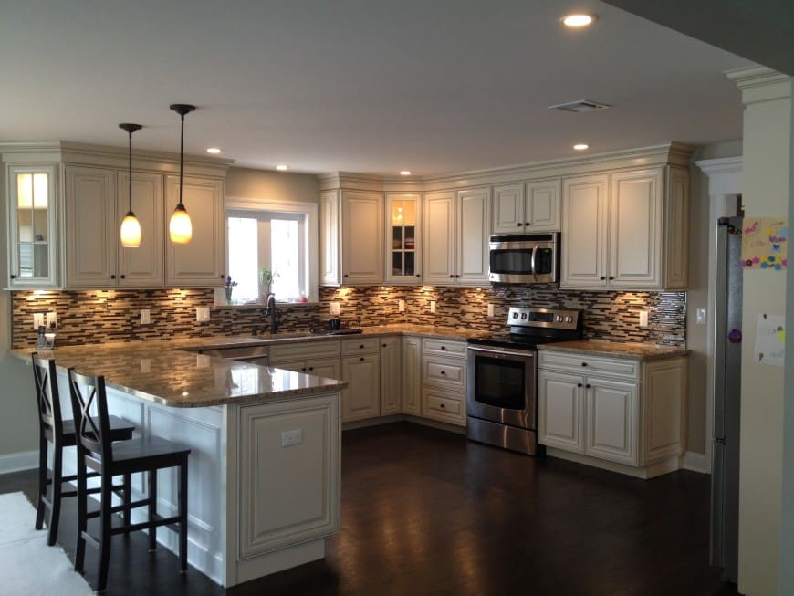 Images Of U Shaped Kitchens Novocom Top