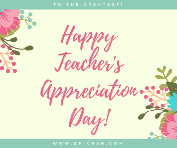 Happy Teacher Appreciation Day – EPIC HOMESCHOOL NETWORK, INC.