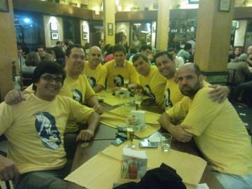 Equipe PEBA 2012
