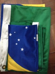 Guardando as bandeiras pra próxima