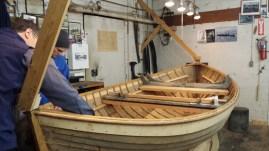 Barcos em construção