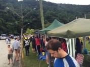 Muitas tendas