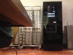 Futuristic Coffee Machine