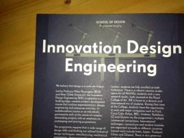 Innovation Design Engineering