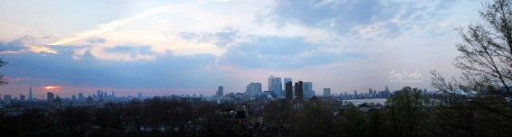 The Amazing view of London