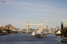 Tower Bridge from a distance