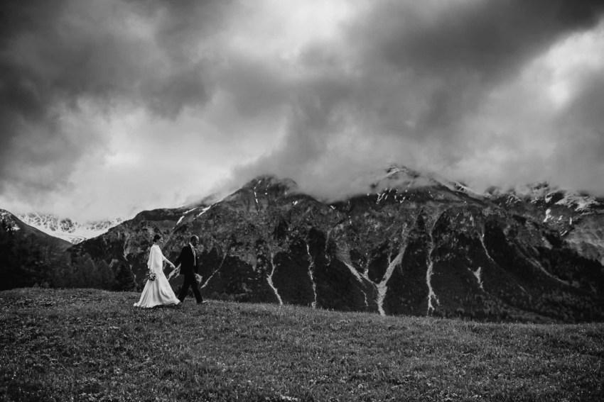 Swiss Alps wedding Switzerland wedding photography