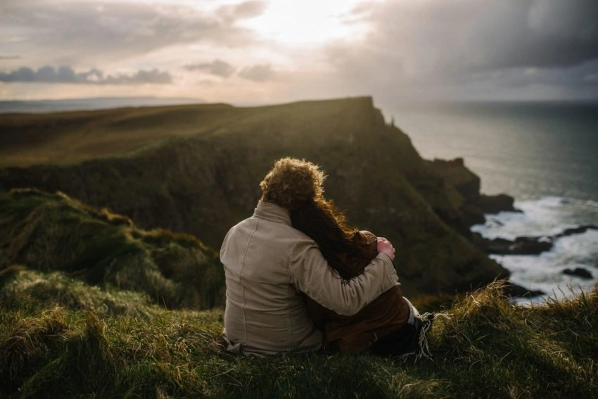 Northern Ireland Adventure Elopements & intimate weddings