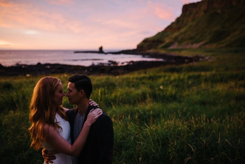 Elopement Giants Causeway Engagement_0038.jpg