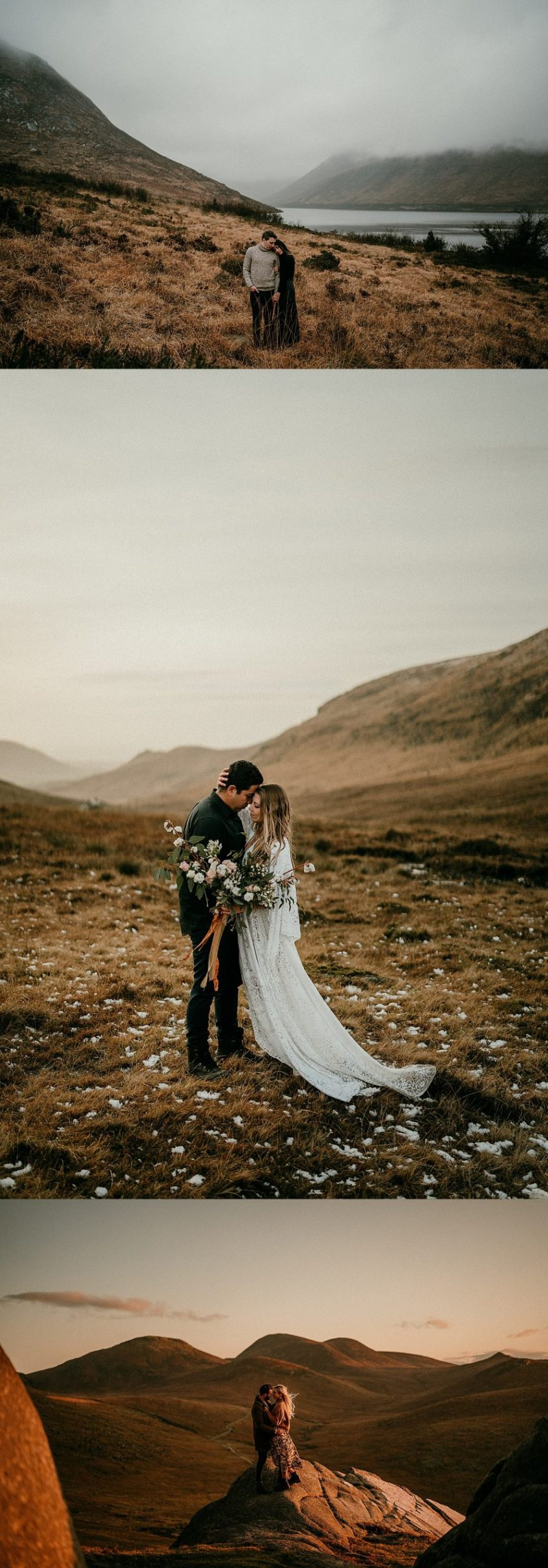 elope in Ireland. The Best places to elope in Northern ireland. Irish elopements in the Mourne Mountains.