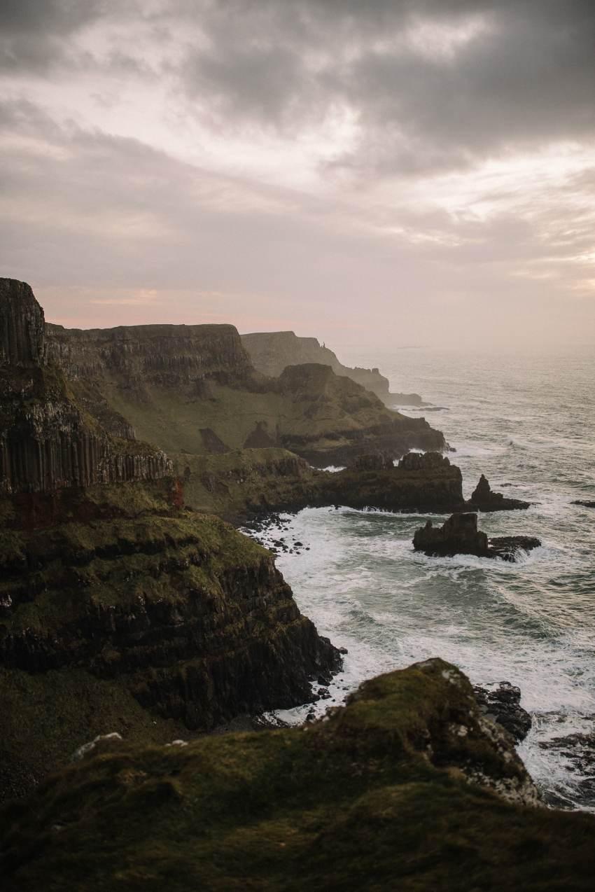 Northern Ireland elopement, irish elopements, elope in Ireland