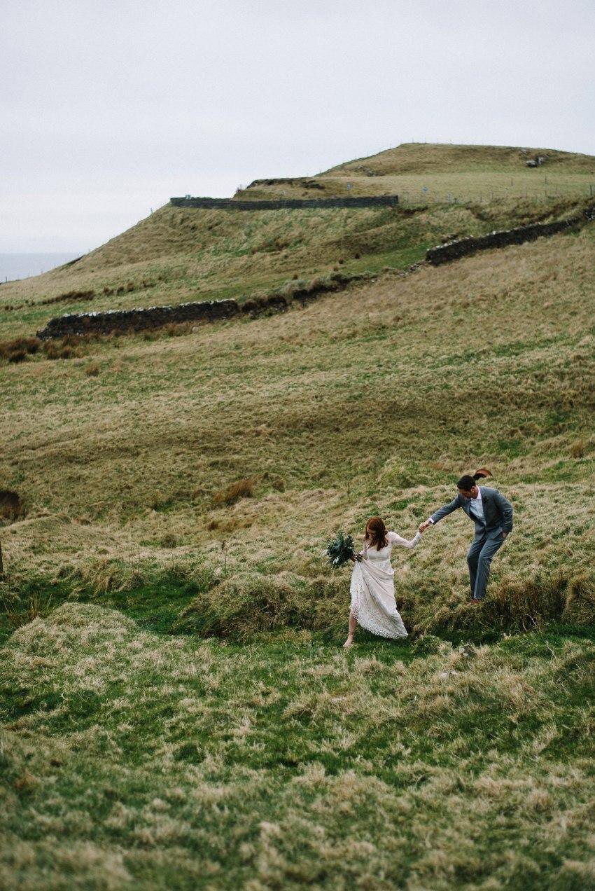 Dunluce Castle Elopement Northern Ireland Irish elopement_0068.jpg