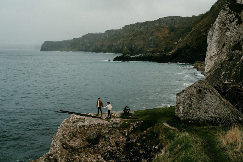 Ireland Engagement Session Northern Ireland Adventure photographer_0012.jpg