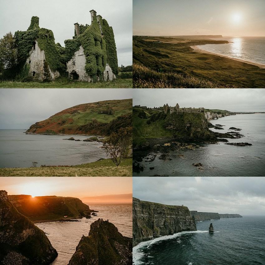 best places to elope in Ireland, Irish elopements, Northern Ireland elopement