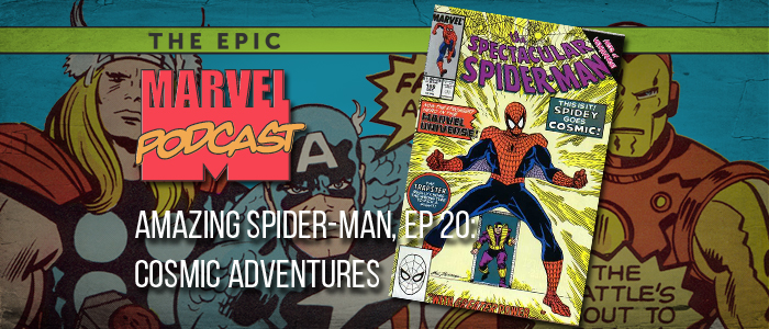 Amazing Spider-Man, Ep. 20: Cosmic Adventures