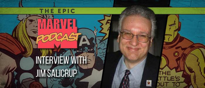 Interview: Jim Salicrup on Captain America