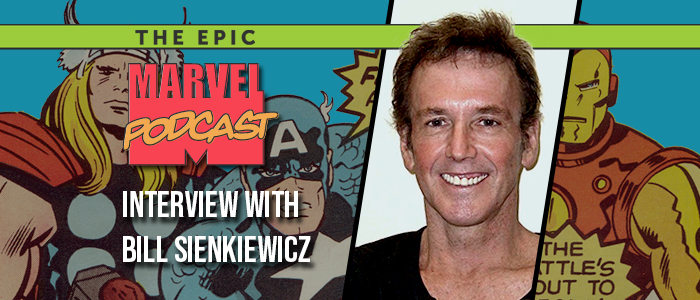 Interview: Bill Sienkiewicz on Moon Knight