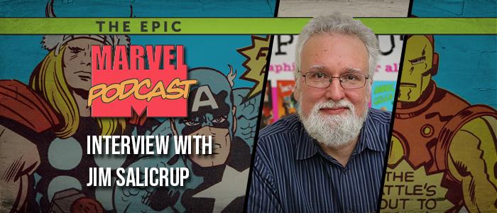 Interview: Jim Salicrup on Spider-Man