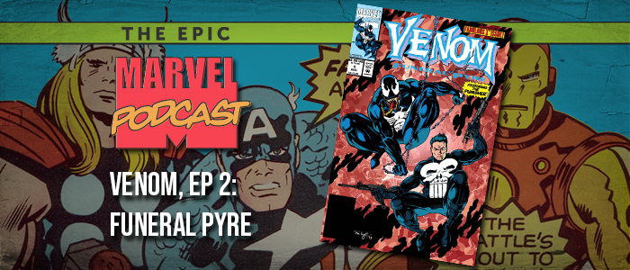 Venom, Ep. 2: Funeral Pyre