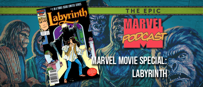 Marvel Movie Special: Labyrinth