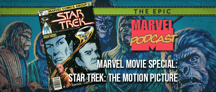 Marvel Movie Special: Star Trek—The Motion Picture