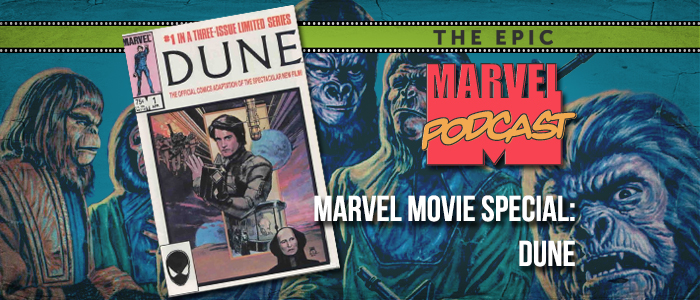 Marvel Movie Special: Dune