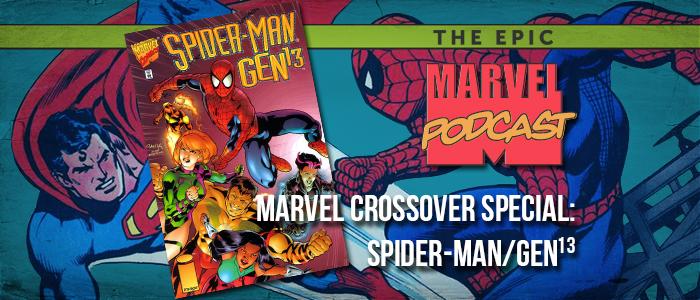 Crossover Special: Spider-Man/Gen13