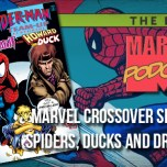 Crossover Special: Spiders, Ducks and Dragons
