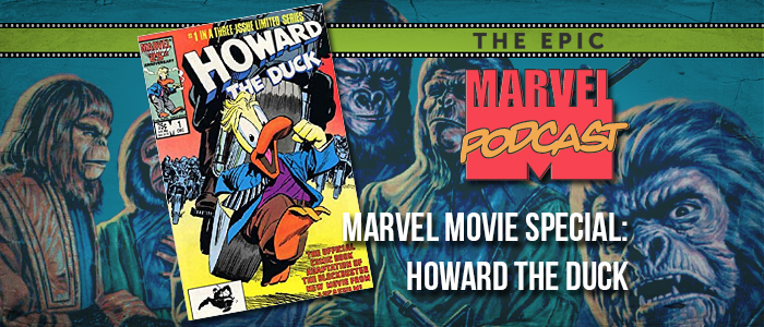 Marvel Movie Special: Howard the Duck