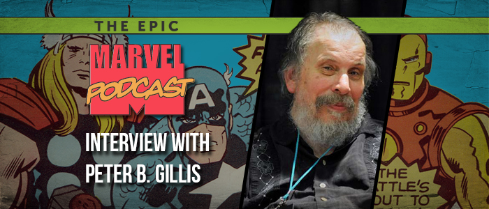 Interview: Peter B. Gillis on What If…?