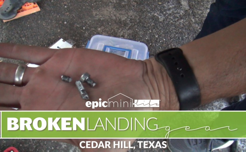 Broken Landing Gear – Epic Mini Life S1E6
