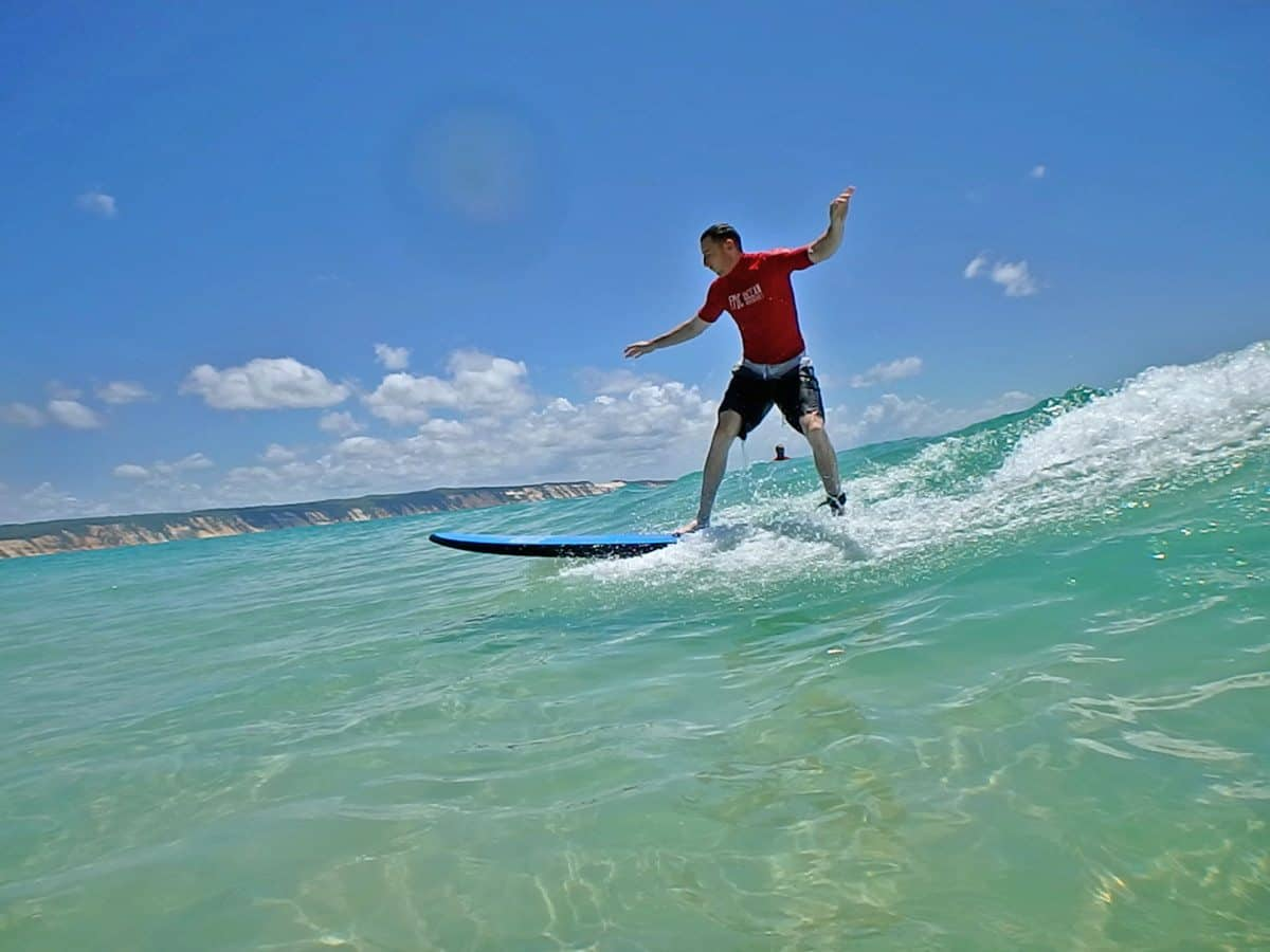 Learn to surf lessons - Rainbow Beach & Noosa