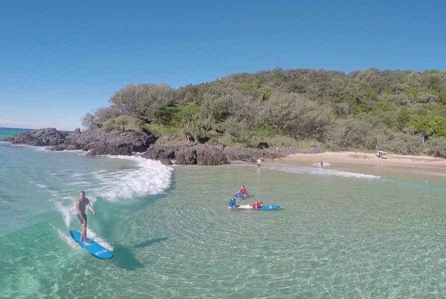 Best place in Australia to learn to surf