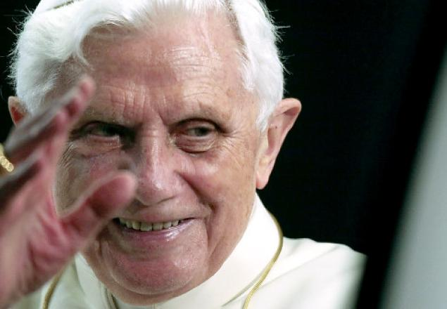 Benedict Breaks Silence With Letter To Atheist; Atheist Denies Existence Of Letter