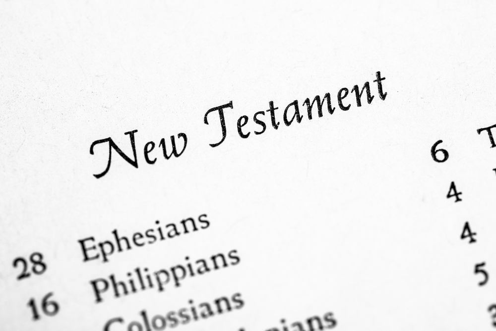 Every Book of the New Testament Summed Up With GIFs