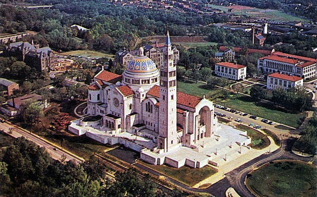 5 Reasons to Stay Away from the Basilica of the National Shrine of the Immaculate Conception in DC