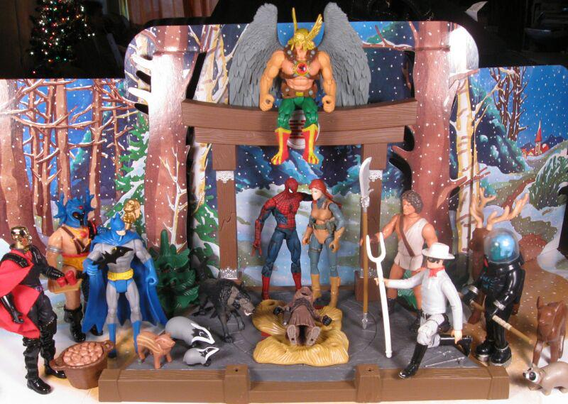 You Wont Believe These Nativity Sets Part III EpicPew