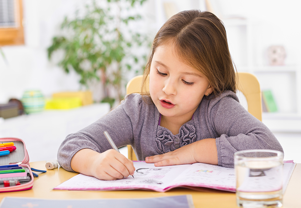 Your children are working on their homework and ask for help. What subject are you best at helping with?