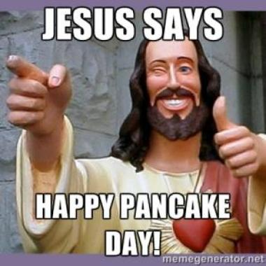 Jesus and Pancakes