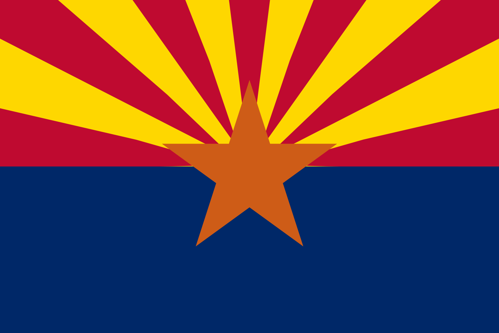Who is the patron saint of Arizona?