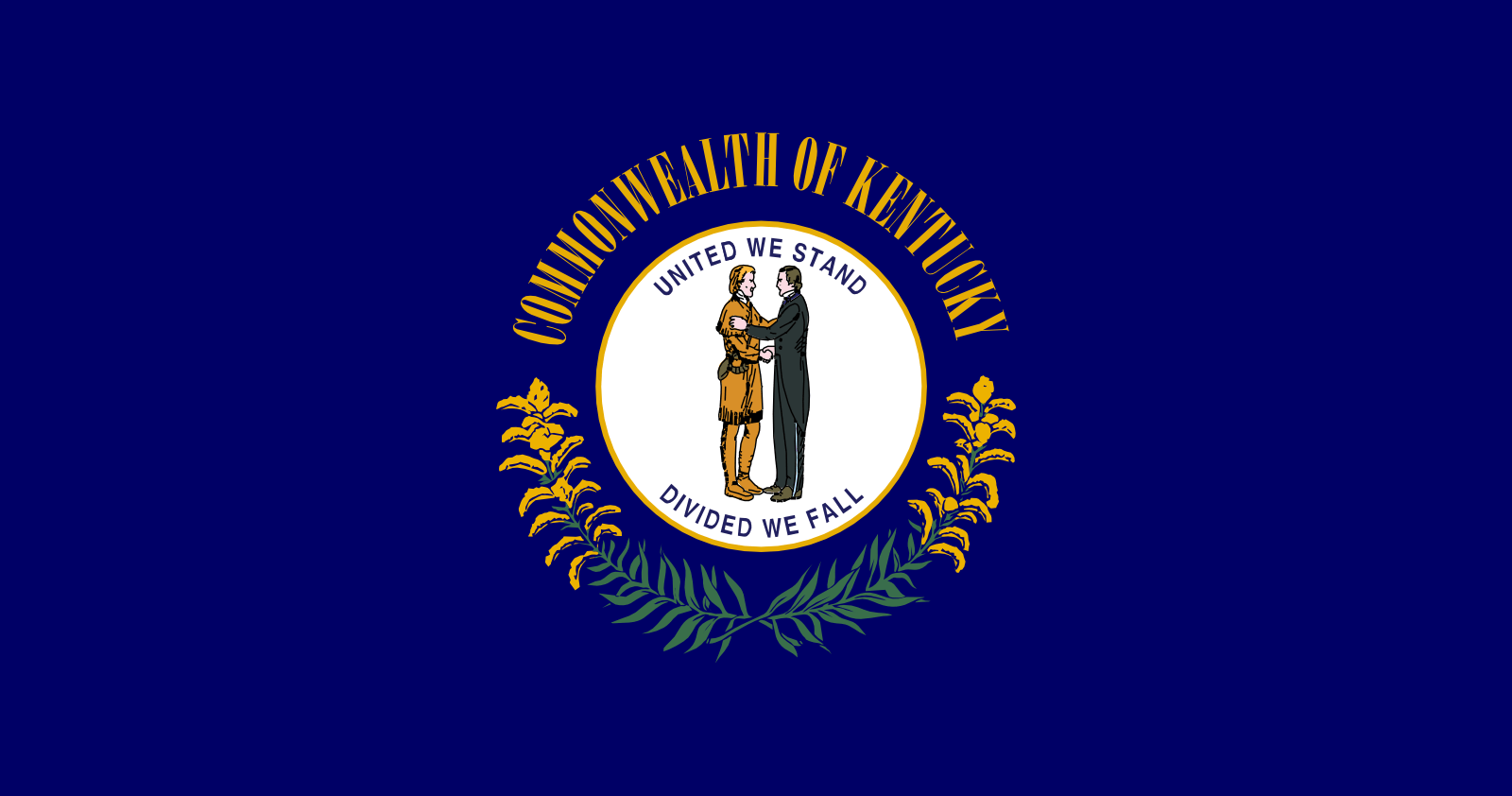 Who is the patron saint of Kentucky?
