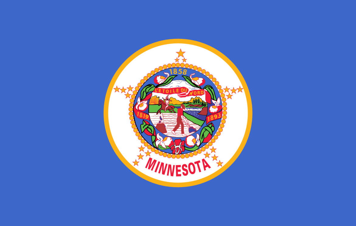 Who is the patron saint of Minnesota?
